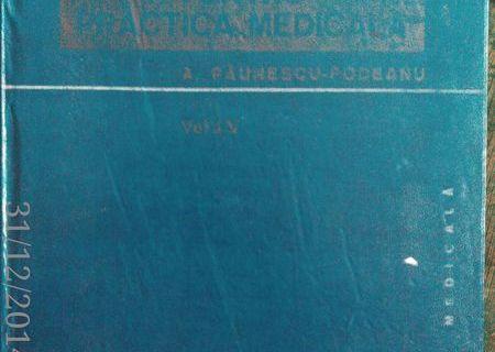 Bazele clinice pentru practica medicala Paunescu-Podeanu, Vol 4