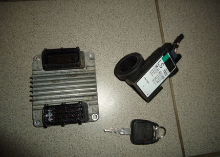 calculator motor ecu opel astra g 1.7dti isuzu