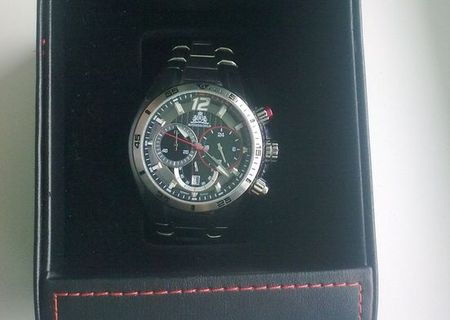 ceas barbatesc Rothenschild cruiser ii chronograph