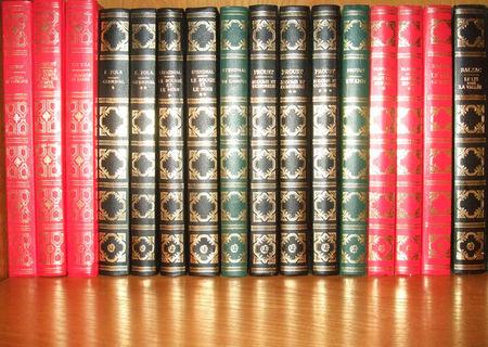 Colectie romane celebre, capodopere ale literaturii franceze