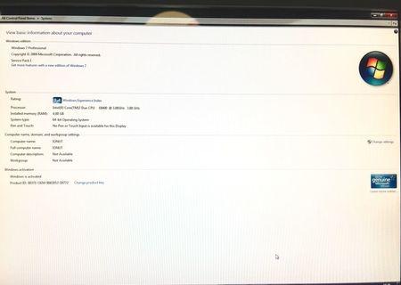 COMPUTER DESKTOP NEC VL 280 POWERMATE