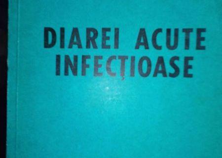 Diarei acute infectioase , Ludovic Paun , Emil Toma,1980