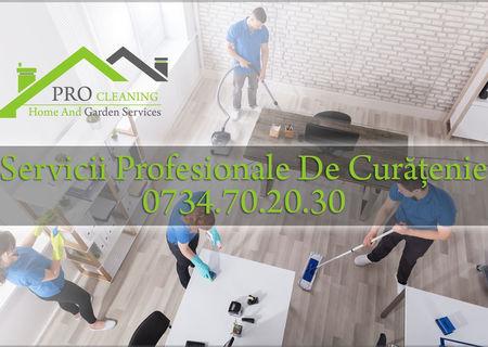 Firma De Curatenie Timisoara Pro Cleaning