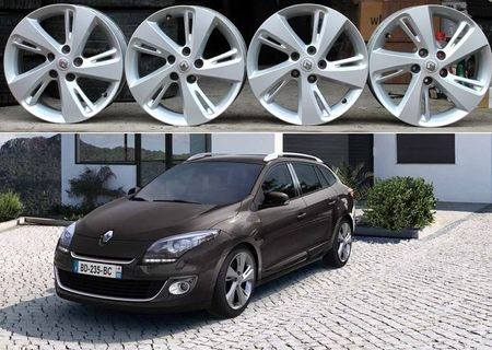 jante originale renault megane 3 laguna iii fluence. Black Bedroom Furniture Sets. Home Design Ideas
