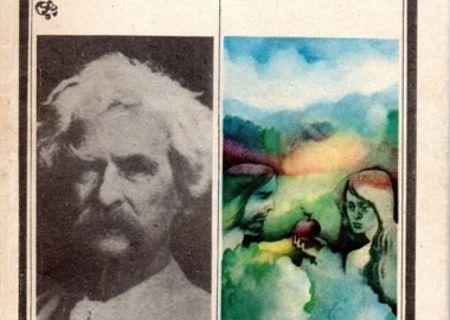 Jurnalul lui Adam și al Evei de Mark Twain