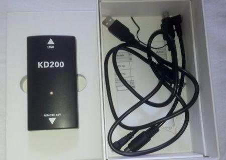 KD200 Generator pentru telecomenzi auto originale
