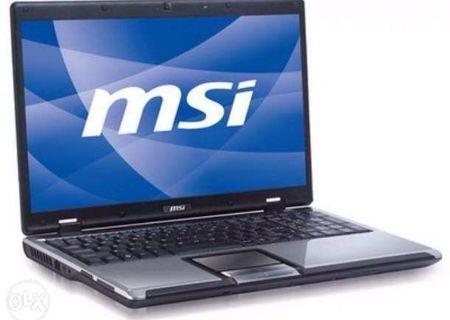 Laptop MSI MS 1674 pentru jocuri