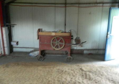 masina de batut porumb