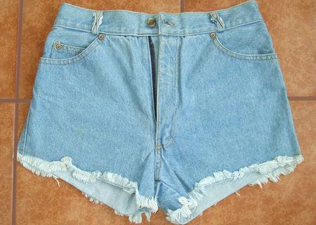 Pantaloni scurti - jeans