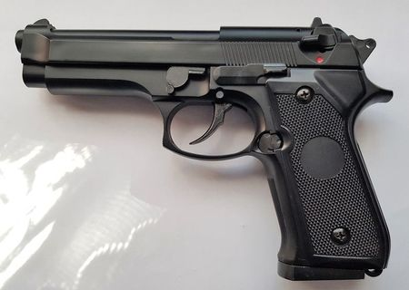 Pistol Beretta Airsoft defect pentru piese
