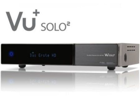 Receptor de satelit VU+ SOLO2