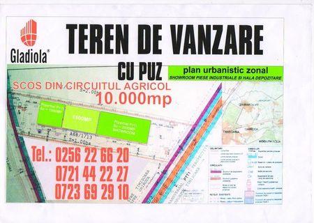 Teren Aeroport 10.000 mp