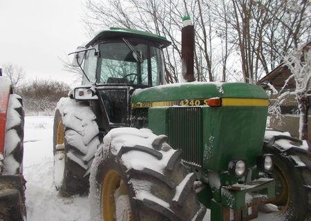 Tractor John deere 4240s