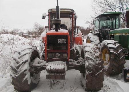 Tractor Same laser 130