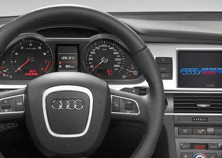 Update harta navigatie Audi A4 A5 A6 A8 Q7 Europa 2016 incl. ROMANIA