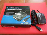 "Adaptor USB PC Game Port ""Manhattan"""