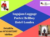 Angajam luggage porters/bell boys hotel