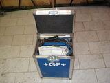 Apărat Sudura Electrofuziune MSA 350 Georg Fischer +GF+