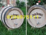 Butoaie din lemn, Roti de lemn, Rafturi pentru vin, Mobilier din butoaie
