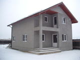 casa pe structura din lemn de vanzare