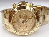 Ceas de mana Rolex Daytona Gold  mecanic