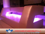 Coltare Canapele Club Cu Lumini LED Incorporate Predescu Rebel Design
