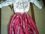 Costum popular fetita