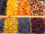 Fructe uscate si confiate vrac
