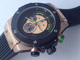 Hublot Big Bang Chronograph Watch BIRRETRÓGRADO FIFA World Cup, Brazilia 2014