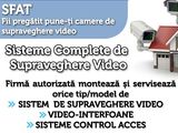 Instalare Sisteme de Supraveghere Video