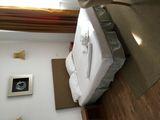 Mobilier hotel - birou/pat/saltea/suport bagaj/TV/dulap/covor/demifotoliu