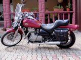 Motocicleta Kwasaki EN500 A