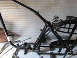 Motocicleta oldtimer SACHS 98-1939