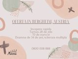 Oferta ingrijitori batrani Austria
