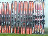 Oferta!!MODELE ATOMIC, ELAN, ROSSIGNOL, SALOMON, FISCHER, DYNASTAR,  SKI de copi preturi incepand de la 100 ron SKI de adulti Placi Snowboard