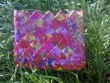 portofel de hartie ,handmade