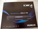 Receptor de cablu Humax Digi+C HD2 de la RCS&RDS
