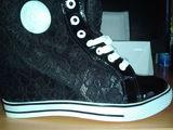 Sneakers alb sau negru