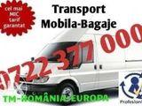 TRANSPORT MOBILA,BAGAJE-IEFTIN-RAPID!