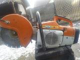 Vand drujba STIHL TS400 de taiat beton sau fier